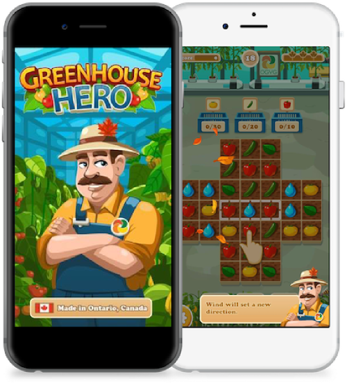 Greenhouse Hero